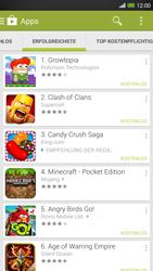 HTC One Max - Apps - Installieren von Apps - Schritt 9