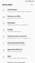 Samsung Galaxy J3 (2017) - Bellen - in het buitenland - Stap 4
