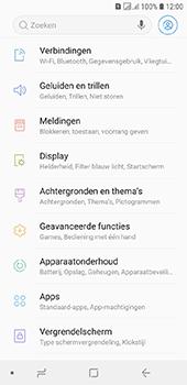 Samsung Galaxy J6 - Bellen - in het binnenland - Stap 4