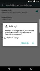 BlackBerry DTEK 50 - Ausland - Auslandskosten vermeiden - Schritt 10
