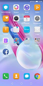 Huawei Honor 9 Lite - E-Mail - Konto einrichten - Schritt 3