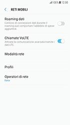 Samsung Galaxy S6 - Android Nougat - Internet e roaming dati - Configurazione manuale - Fase 8