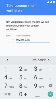 OnePlus 3 - Applicaties - Account instellen - Stap 8
