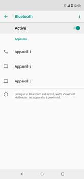 Wiko View 2 - Bluetooth - connexion Bluetooth - Étape 9