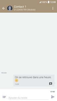 HTC Desire 825 - Contact, Appels, SMS/MMS - Envoyer un SMS - Étape 11