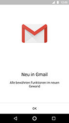 Motorola Moto G5s - E-Mail - Konto einrichten (gmail) - Schritt 4