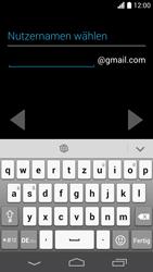 Huawei Ascend P6 LTE - Apps - Konto anlegen und einrichten - 1 / 1