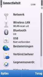 Nokia C5-03 - netwerk en bereik - gebruik in binnen- en buitenland - stap 5