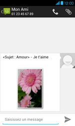 Bouygues Telecom Bs 401 - Contact, Appels, SMS/MMS - Envoyer un MMS - Étape 18