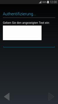 Samsung Galaxy Note 4 - Apps - Einrichten des App Stores - Schritt 16