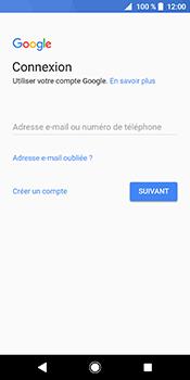Sony Xperia XZ2 - Applications - Créer un compte - Étape 4