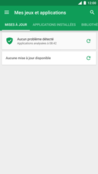 Nokia 8 - Applications - Comment vérifier les mises à jour des applications - Étape 6