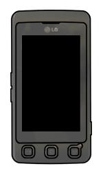 LG Cookie - SIM-Karte - Einlegen - 6 / 7