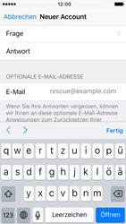 Apple iPhone 5 - Apps - Konto anlegen und einrichten - 25 / 38
