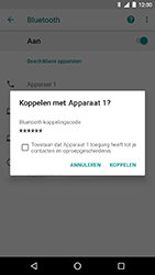 LG Nexus 5X - Android Oreo - Bluetooth - koppelen met ander apparaat - Stap 10