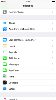 Apple iPhone 6s Plus - E-mail - Configuration manuelle - Étape 4