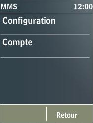 Nokia X3-02 - MMS - configuration automatique - Étape 13
