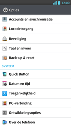 LG D505 Optimus F6 - software - update installeren zonder pc - stap 4