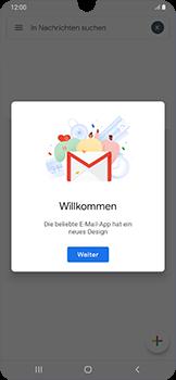 Samsung Galaxy A50 - E-Mail - Konto einrichten (gmail) - Schritt 14
