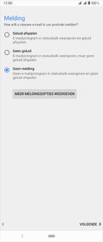 Sony Xperia 1 - E-mail - handmatig instellen (yahoo) - Stap 11