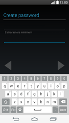 LG G3 - Applications - Setting up the application store - Step 11