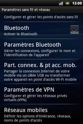 Sony Xperia Mini Pro - MMS - Configuration manuelle - Étape 5