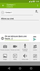 Wiko Rainbow Jam - Dual SIM - MMS - Envoi d