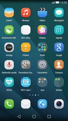 Huawei Ascend G7 - SMS - configuration manuelle - Étape 3