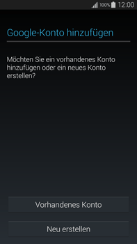 Samsung Galaxy Note 4 - Apps - Einrichten des App Stores - Schritt 4