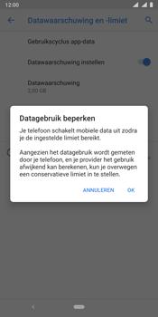 Nokia 9 - internet - mobiele data managen - stap 13