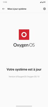 OnePlus 7T - Aller plus loin - Mettre à jour le logiciel interne de votre mobile - Étape 8