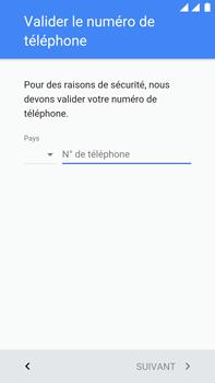 OnePlus 3 - Applications - Créer un compte - Étape 7