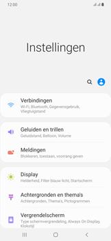 Samsung Galaxy A30 - netwerk en bereik - gebruik in binnen- en buitenland - stap 4