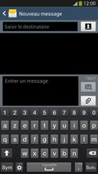 Samsung Galaxy S4 - Contact, Appels, SMS/MMS - Envoyer un MMS - Étape 5