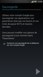 HTC One - Applications - Créer un compte - Étape 23