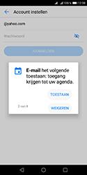 Huawei Y5 (2018) - E-mail - e-mail instellen (yahoo) - Stap 7