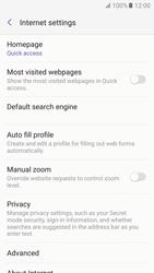Samsung Galaxy A5 (2017) - Internet and data roaming - Manual configuration - Step 24