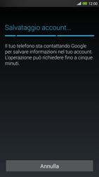 HTC One Max - Applicazioni - Configurazione del negozio applicazioni - Fase 16