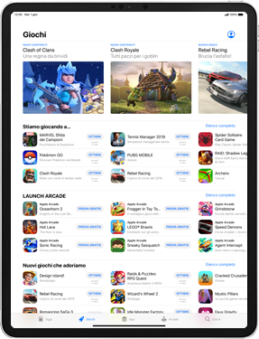 Apple iPad Pro 12.9 (2nd gen) - iPadOS 13 - Applicazioni - Installazione delle applicazioni - Fase 6