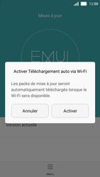 Huawei Y5 - Logiciels - Installation de mises à jour - Étape 4