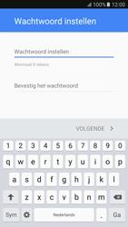 Samsung Samsung G920 Galaxy S6 (Android M) - Applicaties - Account instellen - Stap 12