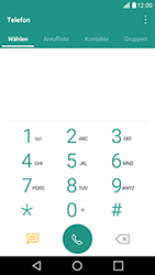 LG X Power - Anrufe - Anrufe blockieren - Schritt 3