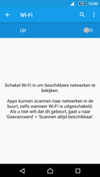 Sony Xperia Z5 (E6653) - wifi - handmatig instellen - stap 5