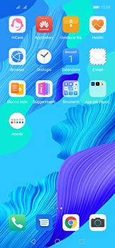 Huawei Nova 5T - Internet e roaming dati - Uso di Internet - Fase 3
