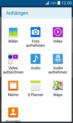 Samsung G388F Galaxy Xcover 3 - MMS - Erstellen und senden - Schritt 16