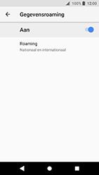 Sony Xperia XA2 - Internet - Dataroaming uitschakelen - Stap 7