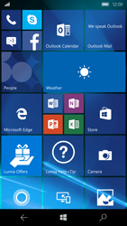 Microsoft Lumia 950 - E-mail - Manual configuration (outlook) - Step 1