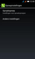 Alcatel OT-4033X Pop C3 - Voicemail - Handmatig instellen - Stap 6