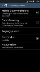 Samsung I9301i Galaxy S III Neo - Netzwerk - Netzwerkeinstellungen ändern - Schritt 8