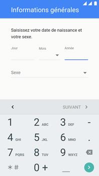 OnePlus 3 - Applications - Créer un compte - Étape 11